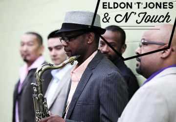 Eldon 'T' Jones & N'Touch Project